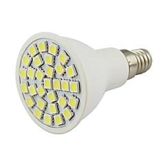 Lâmpadas de Foco de LED Decorativa E14 5W 380 LM K Branco Quente / Branco Frio 30 SMD 5050 DC 12 V