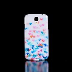 Heart Pattern Glow in the Dark Hard Case for Samsung Galaxy S4 I9500
