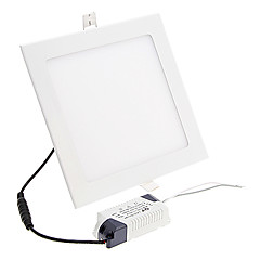 15w 75 smd 2835 1250 - 1350 lm δροσερά λευκά φώτα οροφής οδήγησε AC 85-265 V