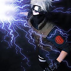 Naruto Hatake Kakashi White Cosplay Wig (withou Mask and Headband)