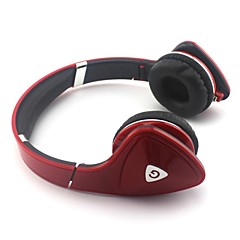 RHP03 On Ear Bass Stereo Headphone with Microphone