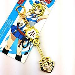 Κοσμήματα Εμπνευσμένη από Παραμύθι Cosplay Anime Αξεσουάρ για Στολές Ηρώων Κολιέ Χρυσό Κράμα Γυναικεία