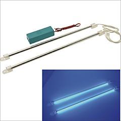 carking ™ Auto Auto 12v 30cm Länge Inneneinrichtung Neonlicht-blaues Licht