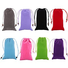 Velvet Cotton Halter Protective Bag for iPhone 6  (Assorted Colors)
