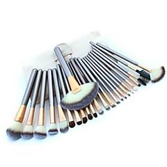 24 Zestawy Brush Pędzel nylonowy Twarz / Warga / Oko Inne