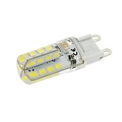 3W G9 LED-maissilamput T 32 SMD 2835 200 lm Kylmä valkoinen AC 220-240 V