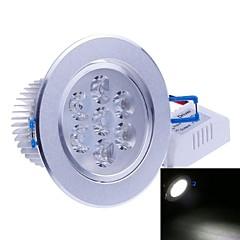 Takglödlampa Infälld retropassform 7PCS Integrerad LED 700-750 lm Kallvit Dekorativ AC 85-265 V