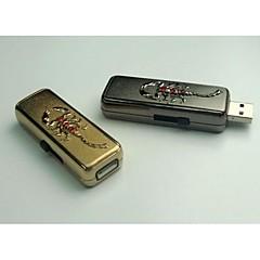 kreativní štíři styl USB nabíjecí metal elektronické světlejší (různé barvy)