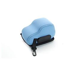 캐논 파워 샷 G1X 마크 II g1xii에 대한 dengpin® 네오프렌 소프트 휴대용 카메라 보호 케이스 가방 파우치 (모듬 색상)