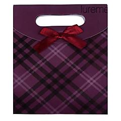 Jewelry Bags Paper Purple