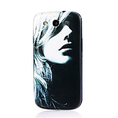 Beauty Pattern Thin Hard Case Cover for Samsung Galaxy S3 I9300