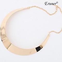 eruner®european 스타일 단순 초커 목걸이 (임의의 색)