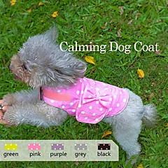 estilo suave vestir alivio de tensión caliente para mascotas perros (colores surtidos y tamaños)