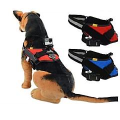 pannovo g-753 Plaid einstellbar Hund Haustier Brust shouler Gurtöse für GoPro Hero 4/2/3/3 + / sj4000