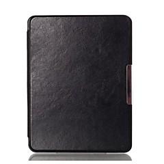 verlegen beer ™ 6.8 inch lederen beschermhoes voor de Kobo aura H2O ebook reader