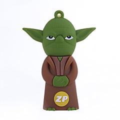 zp yoda karakter 16gb usb flash kalem sürücü