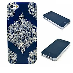 Sunflower Mandala Pattern Hard Case for  iPhone 4/4S