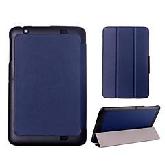 couro de alta qualidade caso de corpo inteiro para LG V700 (cores sortidas)