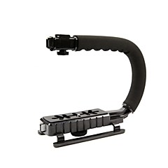 CC-VH02 Video Handle Steadycam Stabilizer Handheld Grip for Canon Nikon Sony DSLR Cameras Mini DV Camcorder