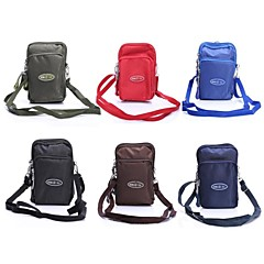 Casual Zipper Versatile Backpack Hanging Back for iPhone 6 Plus(Assorted Colors)