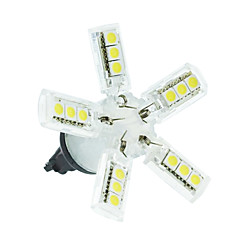 3156 (P27W W2.5X16D) 4W 20x5050 SMD 260-290LM 6500-7500K White Spider Light for Car Brake&Down Lights(DC 12V)