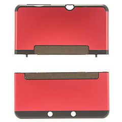 Aluminum & Plastic Hard Skin Case Cover Shell Protector For Nintendo NEW 3DS Console