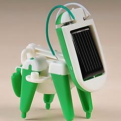 Fai da te 6 in 1 Kit Robot Bambini Educational Solar
