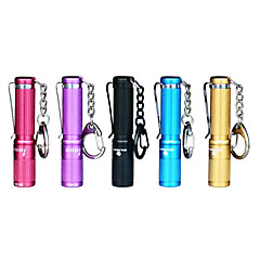 OLIGHT i3s EOS 4-Modes Cree XP-G2 LED  Waterproof 80 Lumens AAA EDC Keychain Flashlight +Gift Box