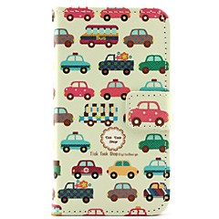 Car Pattern Full Body Cases for iPhone 4 / 4s