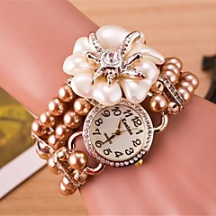 Women's Circular Flowers Quartz Hand Catenary Watch(Assorted Colors) Cool Watches Unique Watches