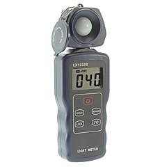 lx1332b kädensija tarkkuusdigitaalizoomausta 200000 luksimittarilla fotometriin lukema lcd