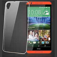 Enkay ultra delgado caso suave TPU protectora transparente para HTC Desire 820