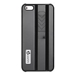 hhmm® cor sólida caixa de plástico duro para iPhone5 / 5s (cores sortidas)