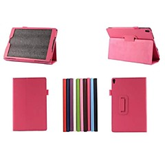 8.9 Inch Two Folding Pattern Lichee PU Leather Case for Google Nexus 9(Assorted Colors)