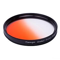 tianya® 67mm circulaire gradué filtre orange pour Nikon D7100 d7000 18-105 18-140 canon 700d 600d 18-135