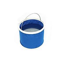 Outdoor 11L Folding Bucket- Random Color