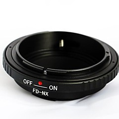 FD Lens for Samsung NX Mount Adapter NX5 NX10 NX11 NX100 NX200 NX300 NX1000