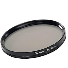 tianya® 77mm cpl pyöreä polarizer suodatin Canon 24-105 24-70 i 17-40 Nikon 18-300 linssi
