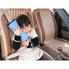 carmen®1pcs oreiller de ceinture de sécurité de siège de voiture sûrs oreillers d'épaule Protect pour les enfants d'enfants de