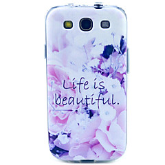 The Good Life TPU Soft Case for Samsung Galaxy S3 I9300