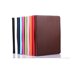 Luphie Universal PU Stand Leather Case for iPad 2/3/4(Assorted color)