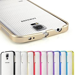 BIG D Aluminium Alloy Protector Bumper for Samsung Galaxy S5 I9600(Assorted Colors)