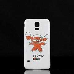 Samsung S5 I9600 compatible Graphic/Special Design Plastic Back Cover