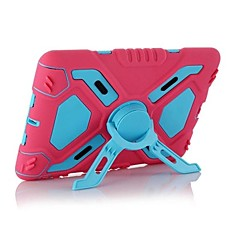 360⁰ Cases ( Silicone , Rouge/Incarnadin/Rose ) - Sports et plein air pour Pomme iPad mini/mini-iPad 2/mini iPad 3