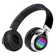 Headphones (Headband) - 헤드폰 - 블루투스 - 해드폰 (헤드밴드) - 마이크 포함/DJ/볼륨 조절/FM 라디오/게임/스포츠/소음제거/Hi-Fi/모니터링(감시) - 미디어 플레이어/태블릿/모바일폰/컴퓨터