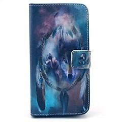 Samsung S5 i9600 - Custodie integrali/Custodie con supporto - Grafica/Design speciale - Cellulari Samsung ( Multicolore , Cuoio )