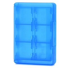 28-in-1 Protective Game Card Cartridge Case  For Nintendo DS