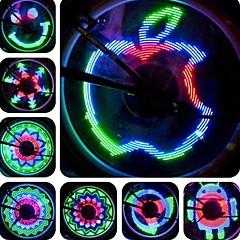 Fietsverlichting / wiel lichten LED Cree Wielrennen Waterdicht / Programmeerbaar AAA Lumens USB Fietsen