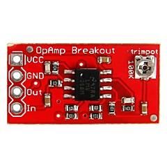 geeetech lmv358 opamp op amp breakout board dla Arduino