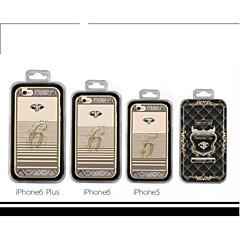 luxo diamante duro bumper caso vento definir enseada fronteira trado fumado puxar para trás design da capa para iphone 5s